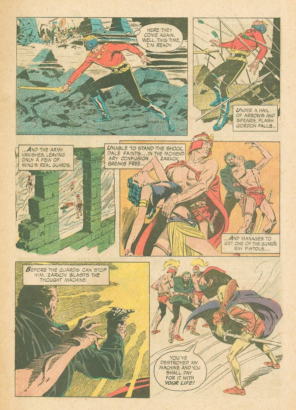 Flash Gordon (1966) issue 4 - Page 13