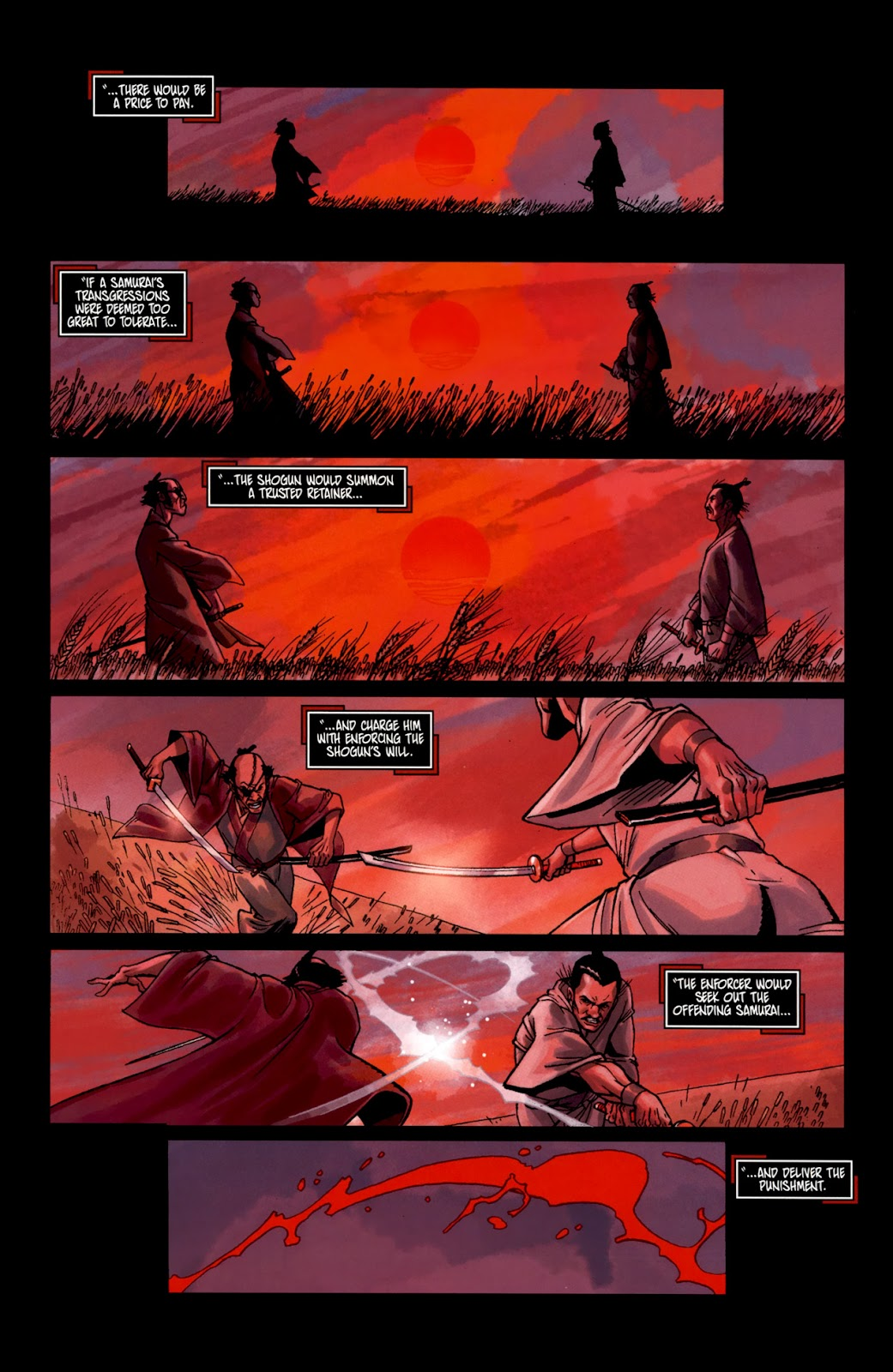 Read online Shinku comic -  Issue #2 - 23
