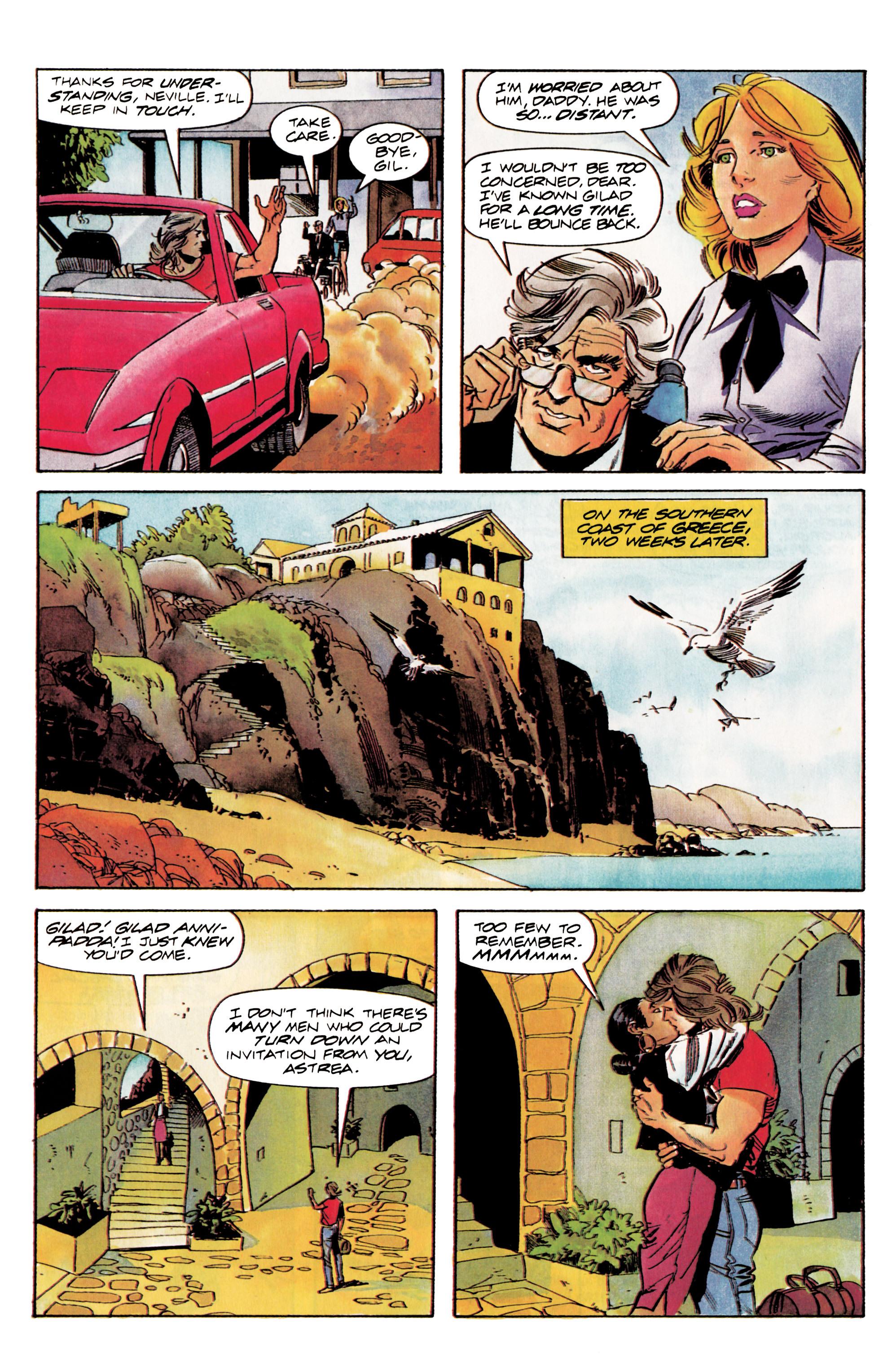 Read online Eternal Warrior (1992) comic -  Issue #3 - 11