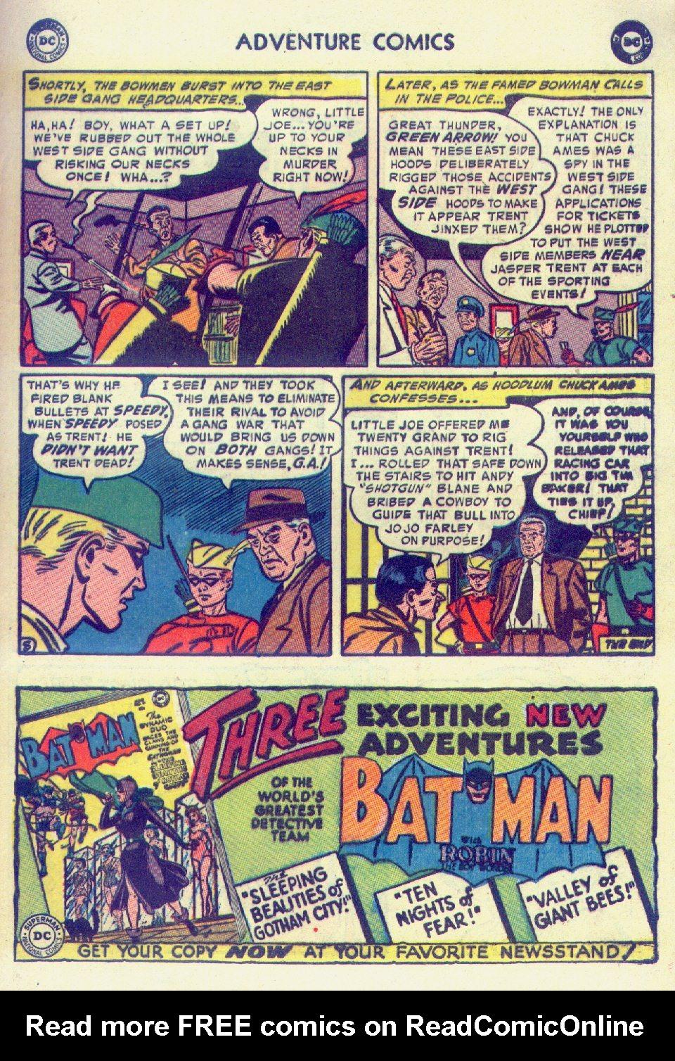 Read online Adventure Comics (1938) comic -  Issue #201 - 41