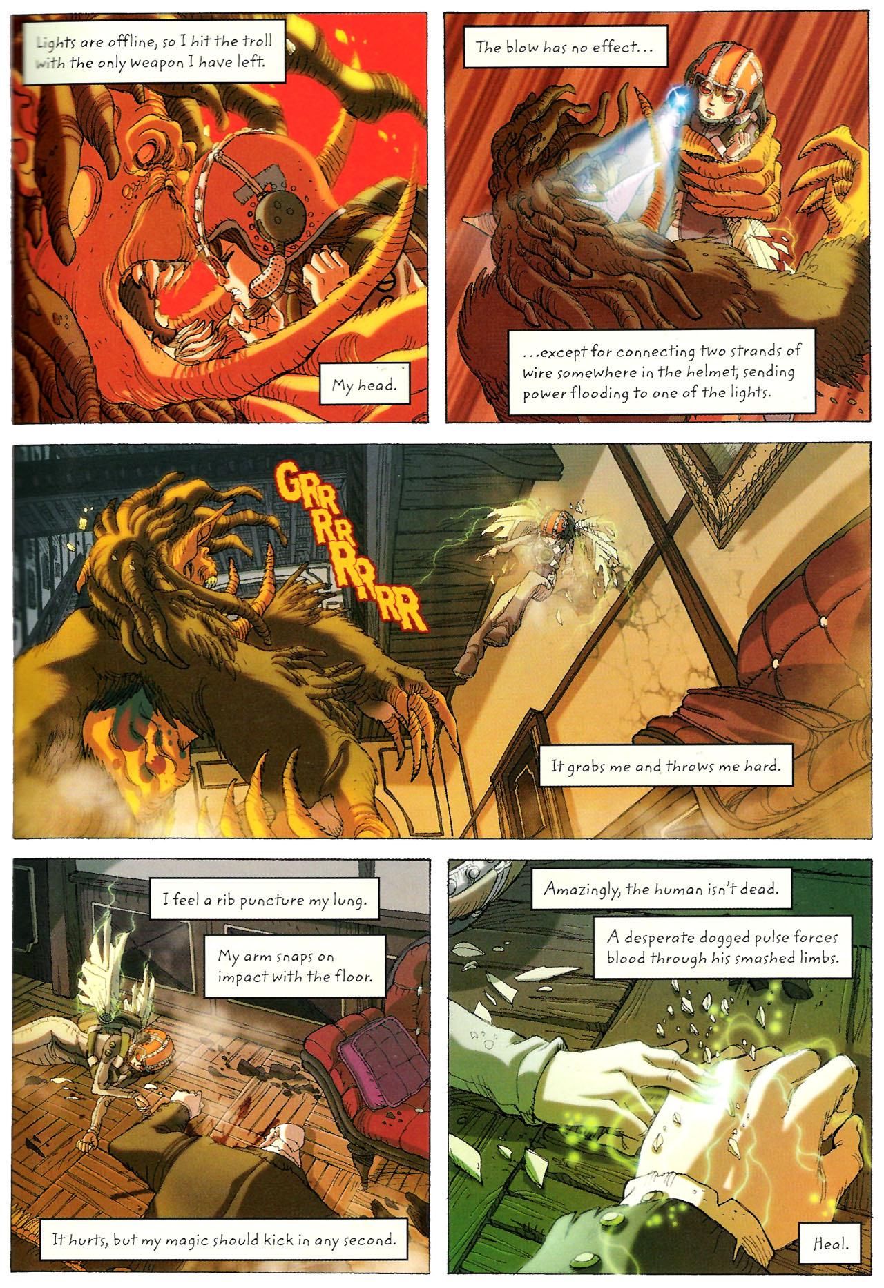 Read online Artemis Fowl: The Graphic Novel comic -  Issue #Artemis Fowl: The Graphic Novel Full - 94