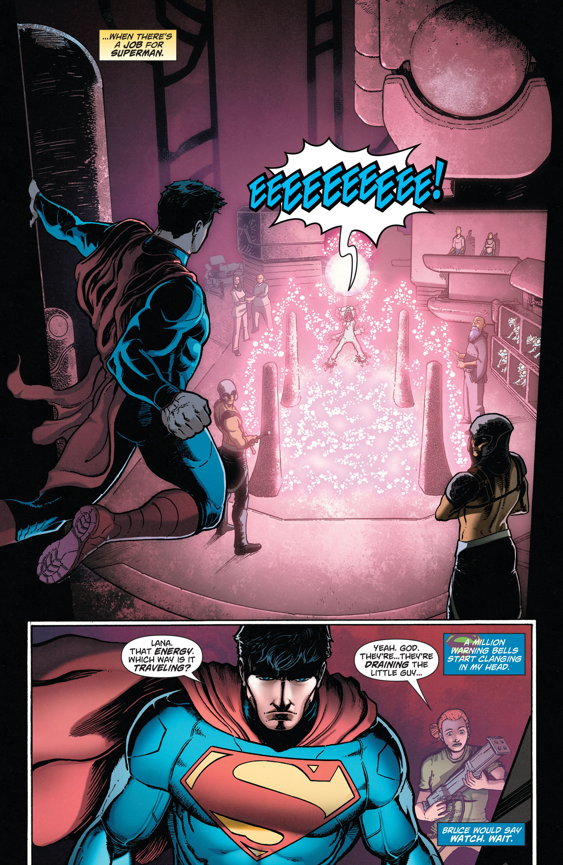 Read online Action Comics (2011) comic -  Issue #28 - 11