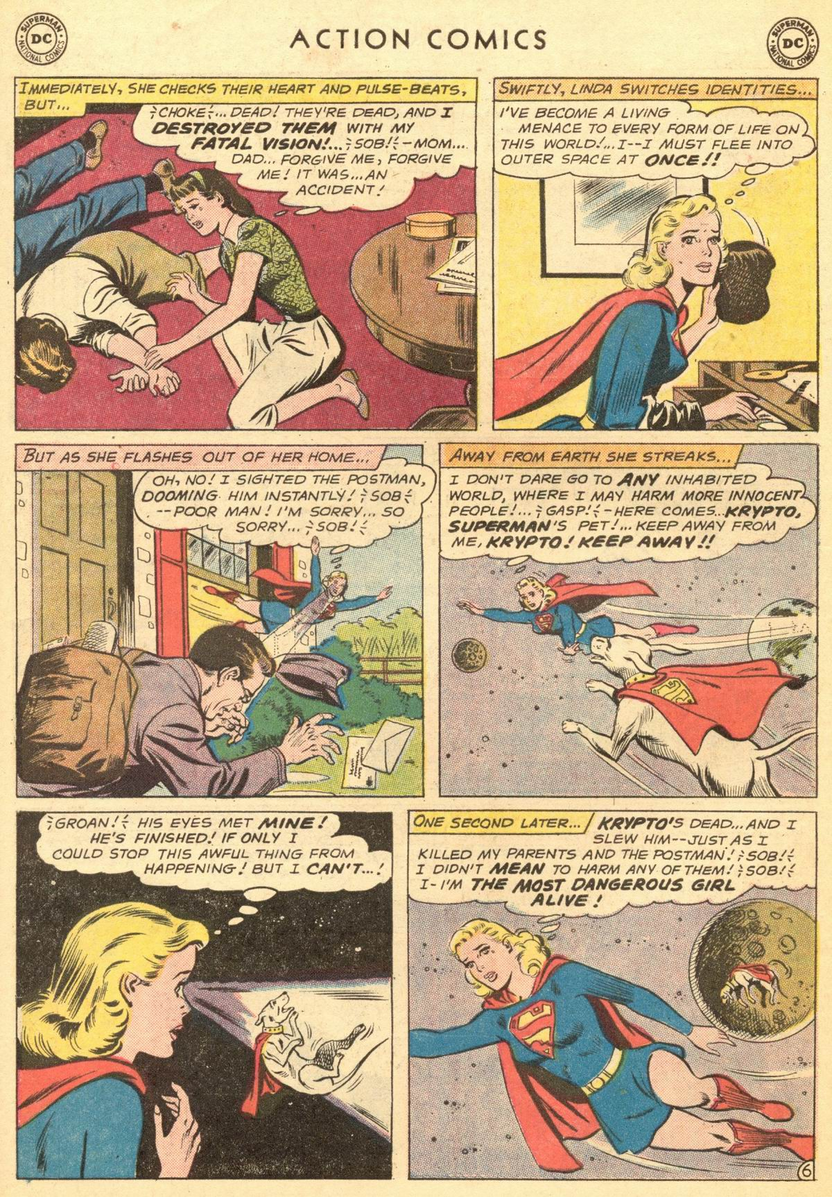 Read online Action Comics (1938) comic -  Issue #284 - 26