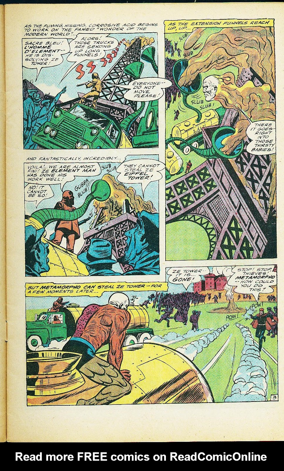 Metamorpho (1965) issue 6 - Page 5