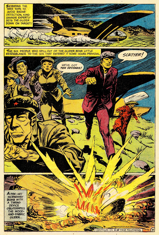 Read online Secret Six (1968) comic -  Issue #4 - 11