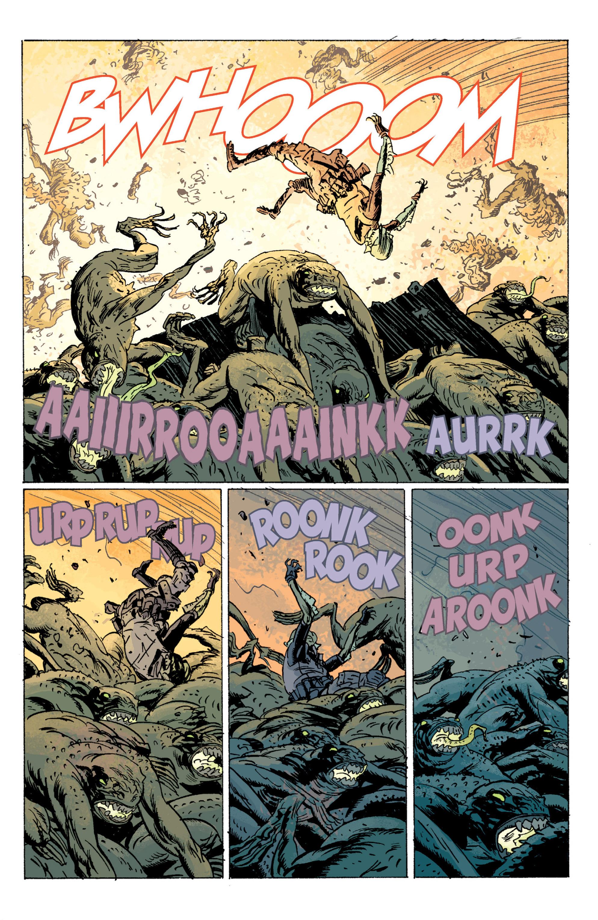 Read online B.P.R.D. (2003) comic -  Issue # TPB 5 - 108