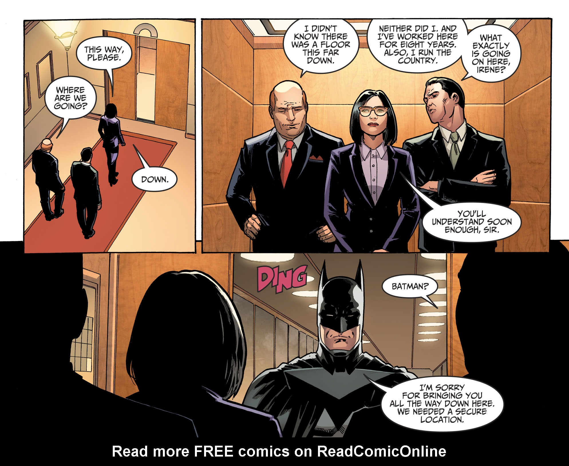 Read online Injustice 2 comic -  Issue #10 - 6