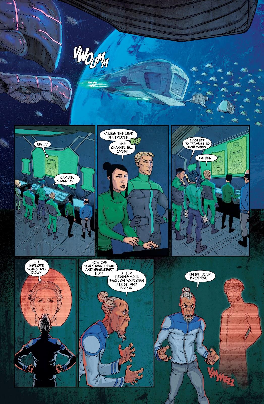 Exilium issue 6 - Page 31