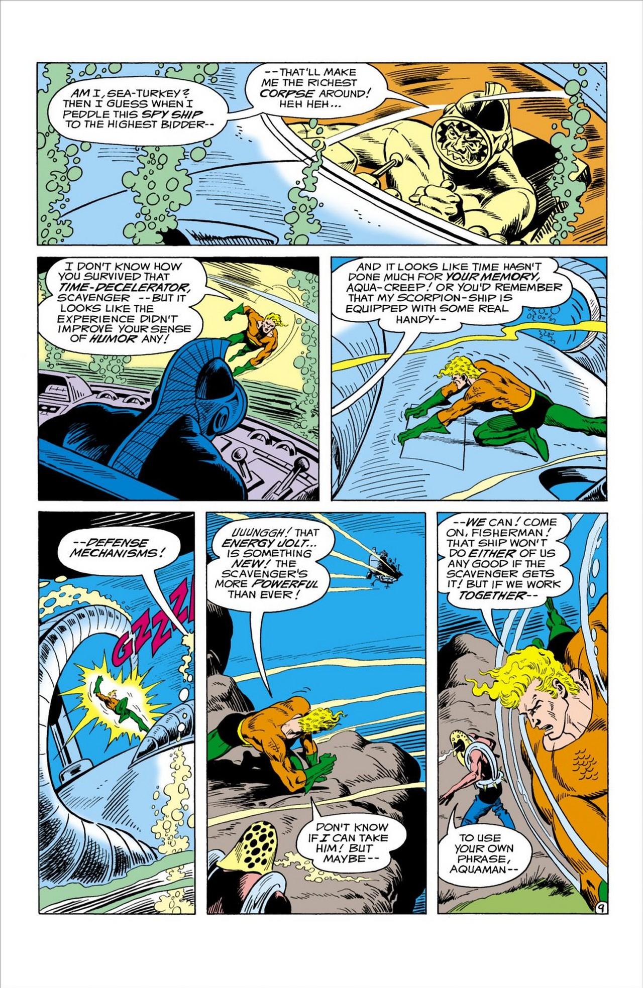Read online Aquaman (1962) comic -  Issue #59 - 10