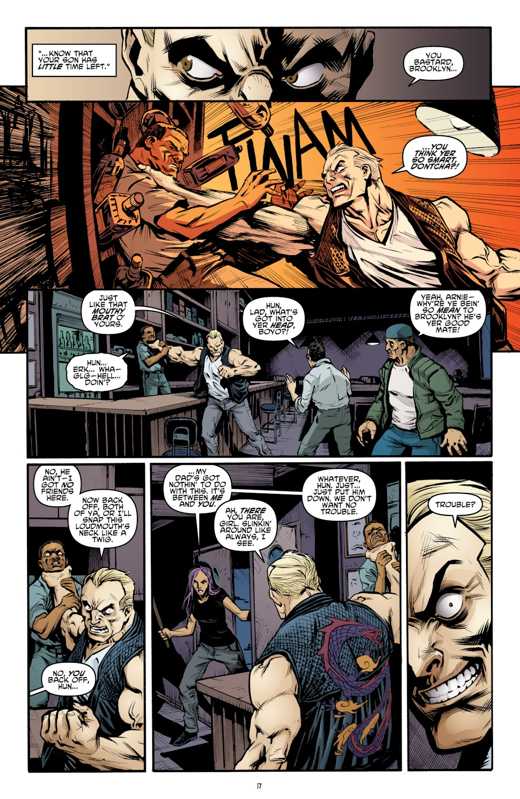 Read online Teenage Mutant Ninja Turtles: The IDW Collection comic -  Issue # TPB 4 (Part 3) - 24