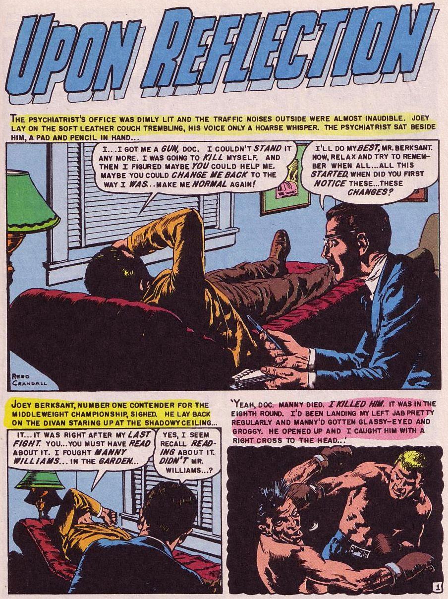 Read online Shock SuspenStories comic -  Issue #13 - 17