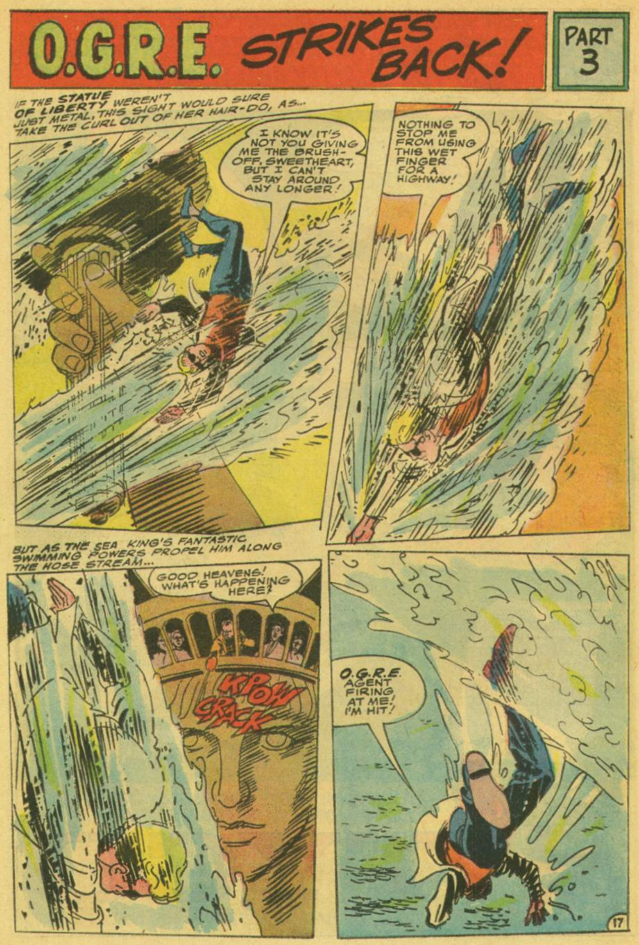 Read online Aquaman (1962) comic -  Issue #31 - 24