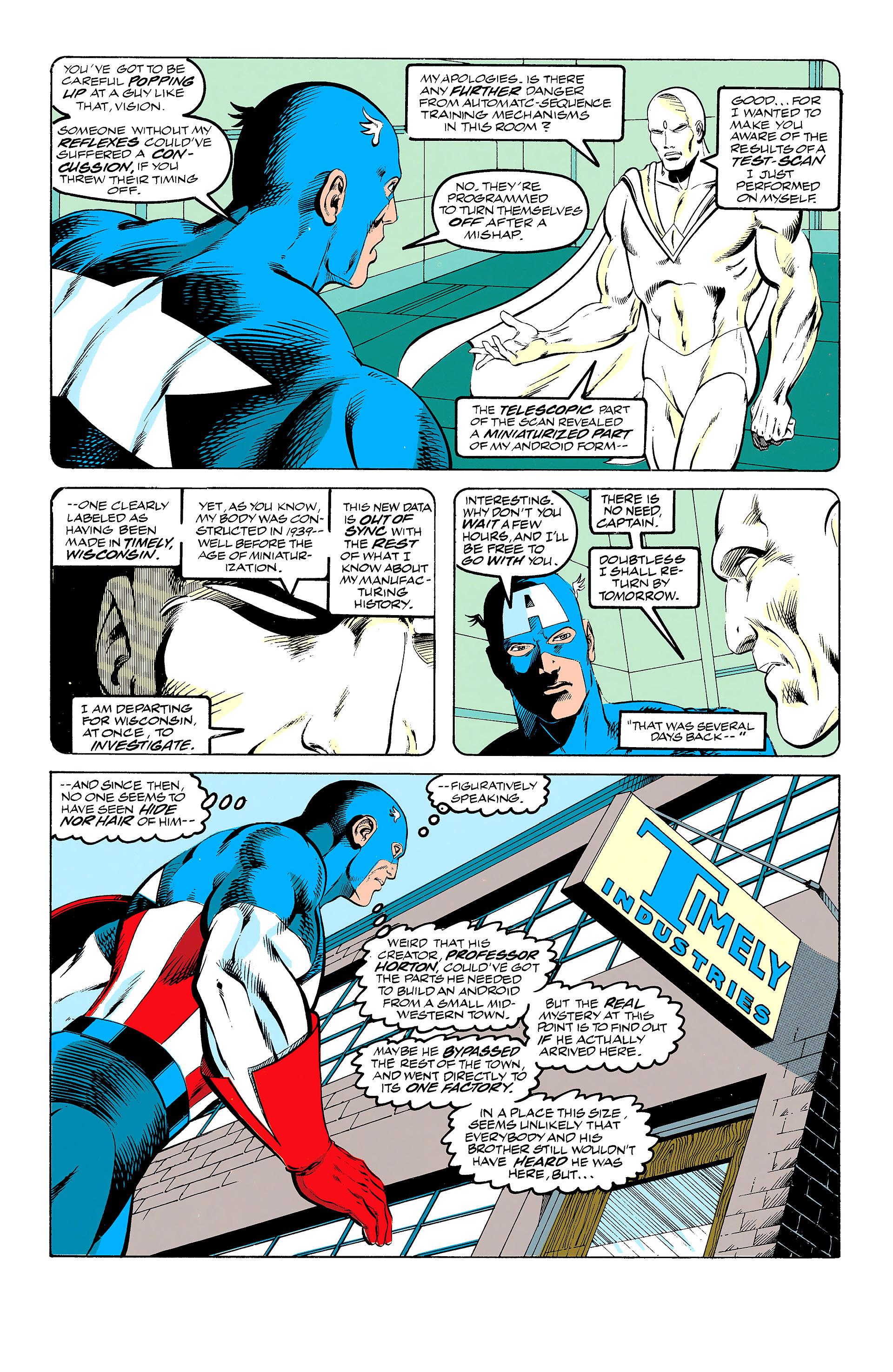 Read online Captain America (1968) comic -  Issue # _Annual 11 - 7