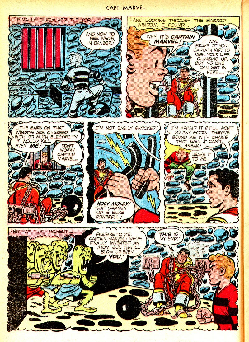 Captain Marvel Adventures issue 88 - Page 16