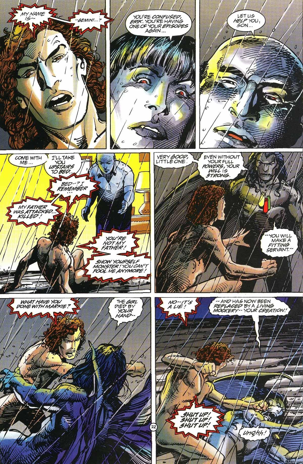 Read online Rune (1994) comic -  Issue #5 - 25