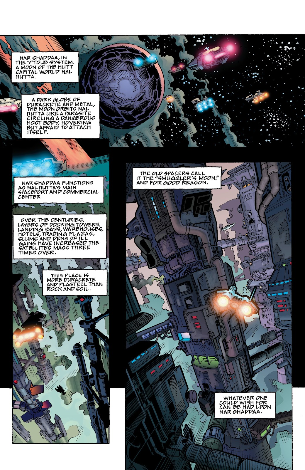 Read online Star Wars Legends Epic Collection: The Menace Revealed comic -  Issue # TPB (Part 4) - 39