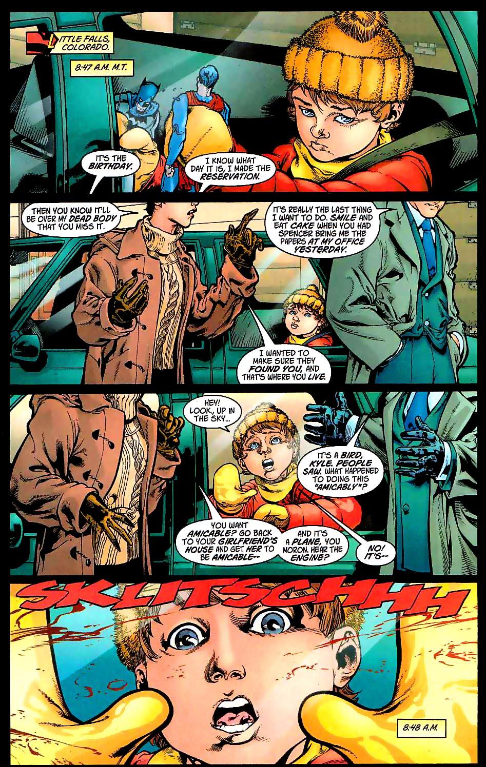 Action Comics (1938) 801 Page 7