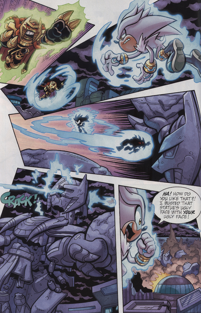 Read online Sonic Universe comic -  Issue #28 - 6