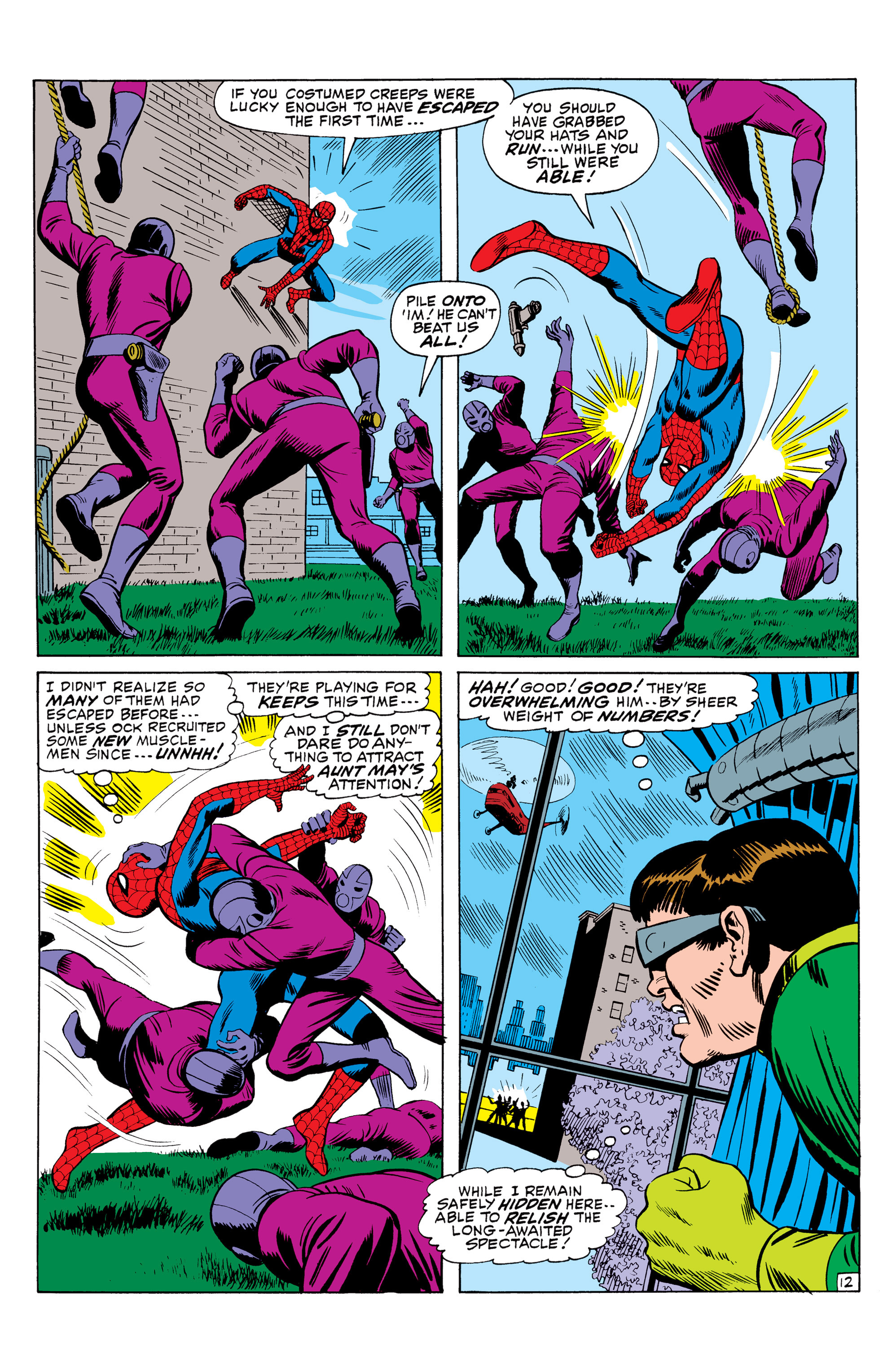 The Amazing Spider-Man (1963) 54 Page 12