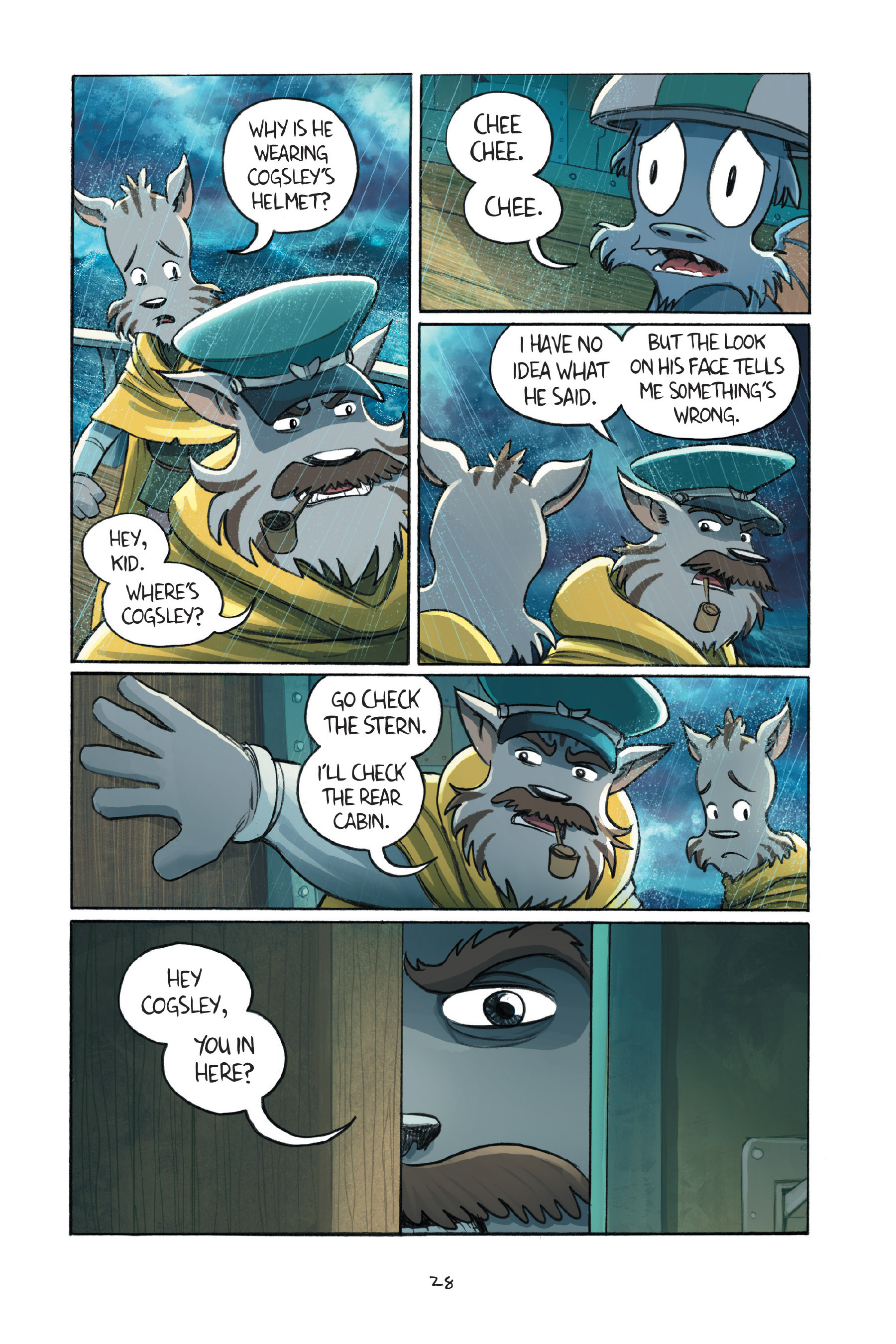 Read online Amulet comic -  Issue #7 - 31