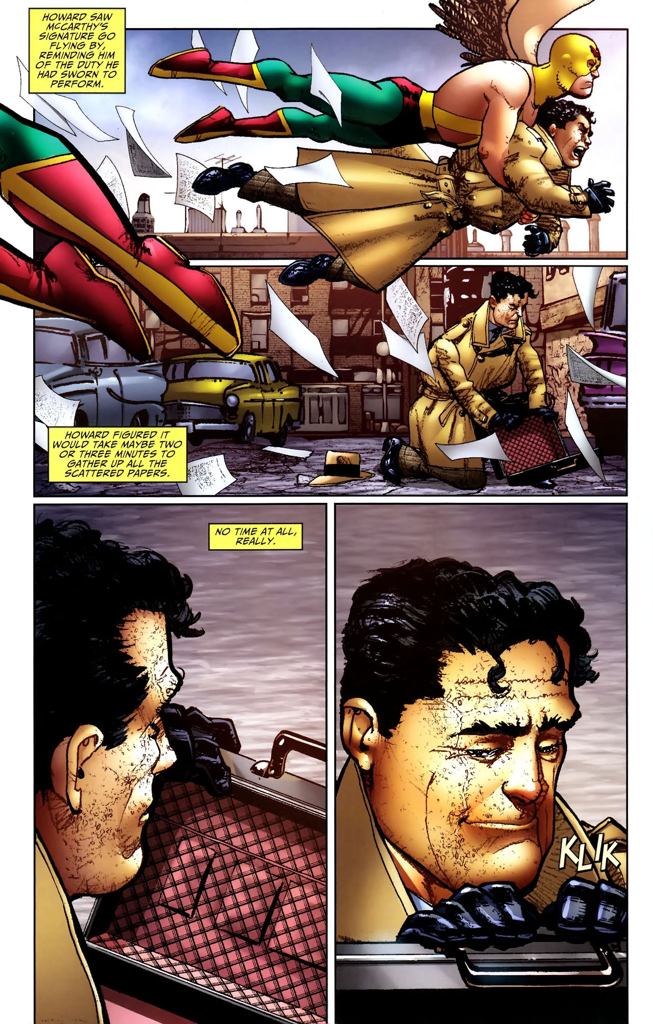 Read online JSA 80-Page Giant 2011 comic -  Issue # Full - 70