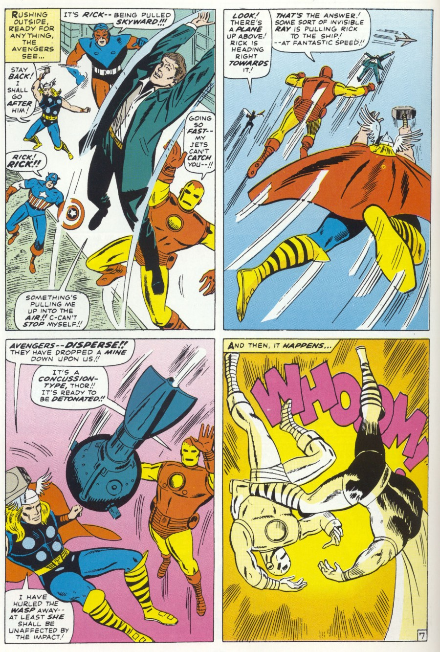 The Avengers (1963) 15 Page 7