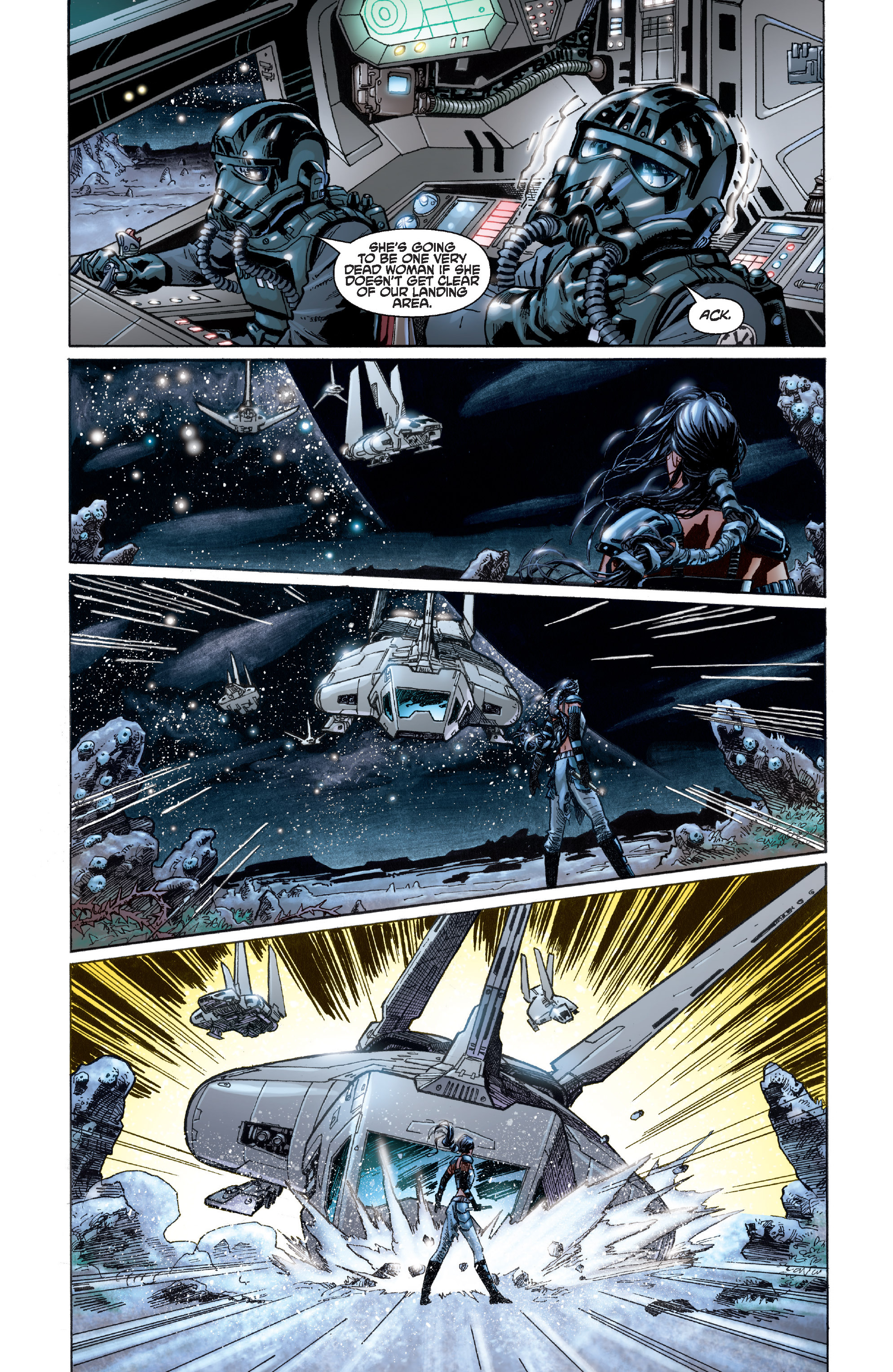 Read online Star Wars Omnibus comic -  Issue # Vol. 20 - 401