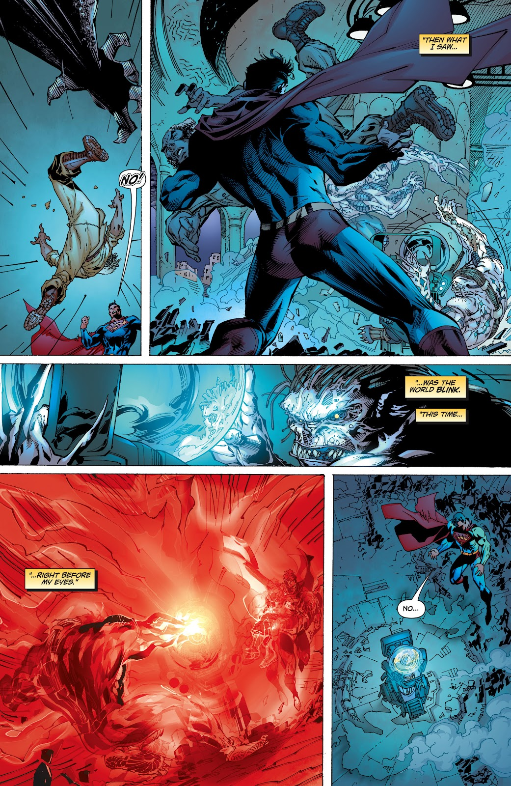 Read online Superman: For Tomorrow comic -  Issue # TPB (Part 2) - 2