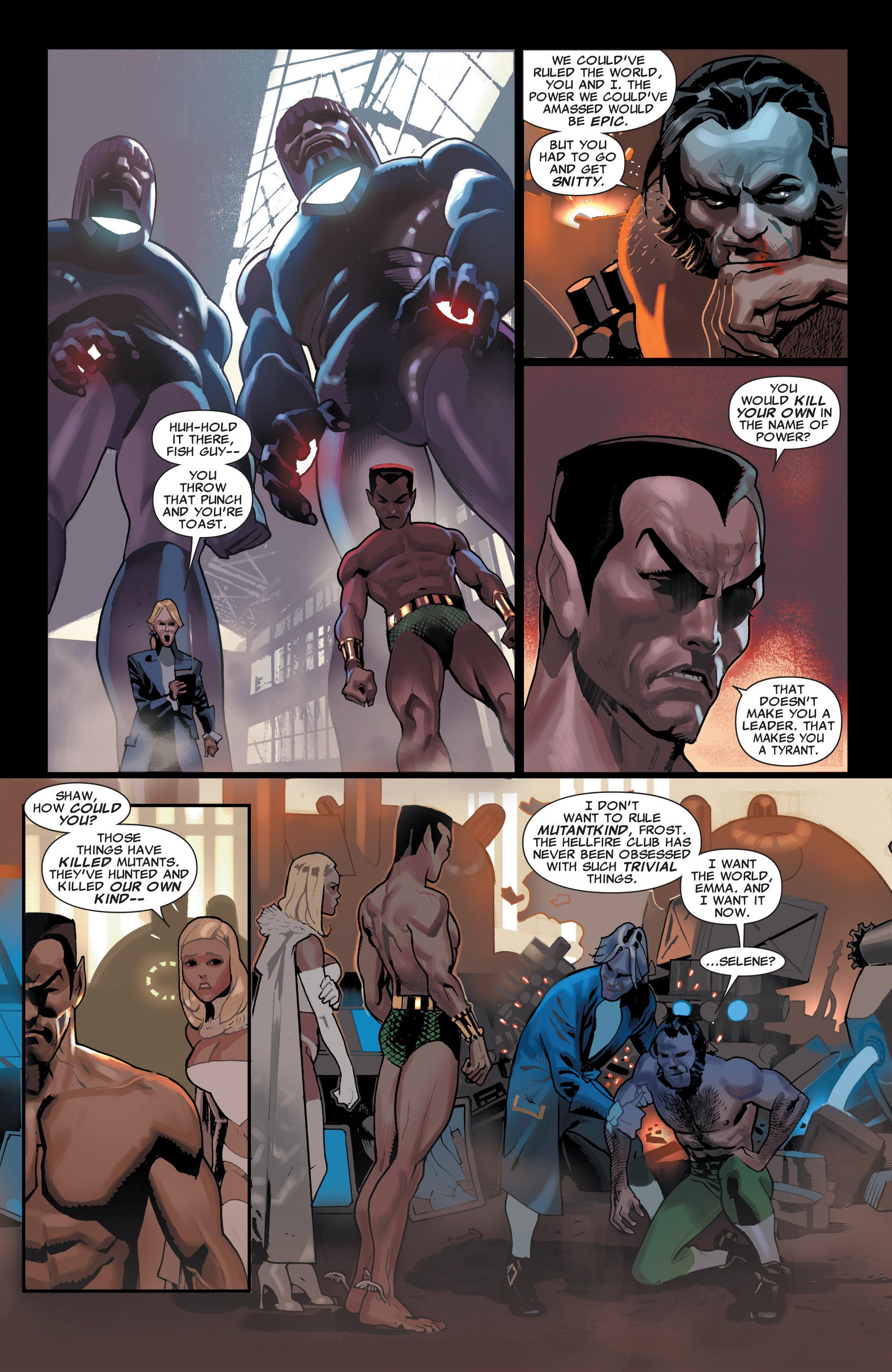Read online Uncanny X-Men (1963) comic -  Issue # _Annual 2 (2009) - 32