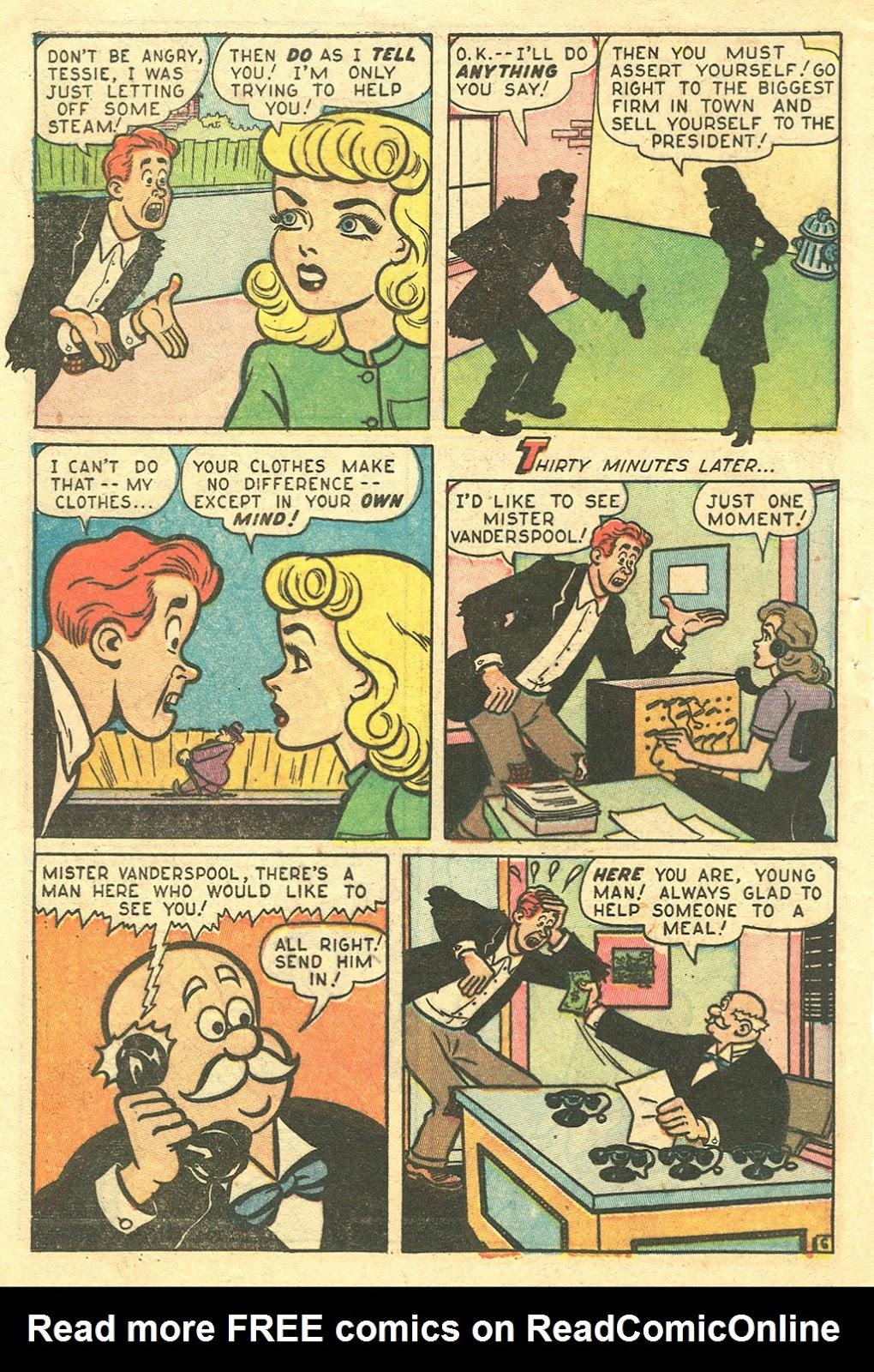 Tessie the Typist issue 11 - Page 44