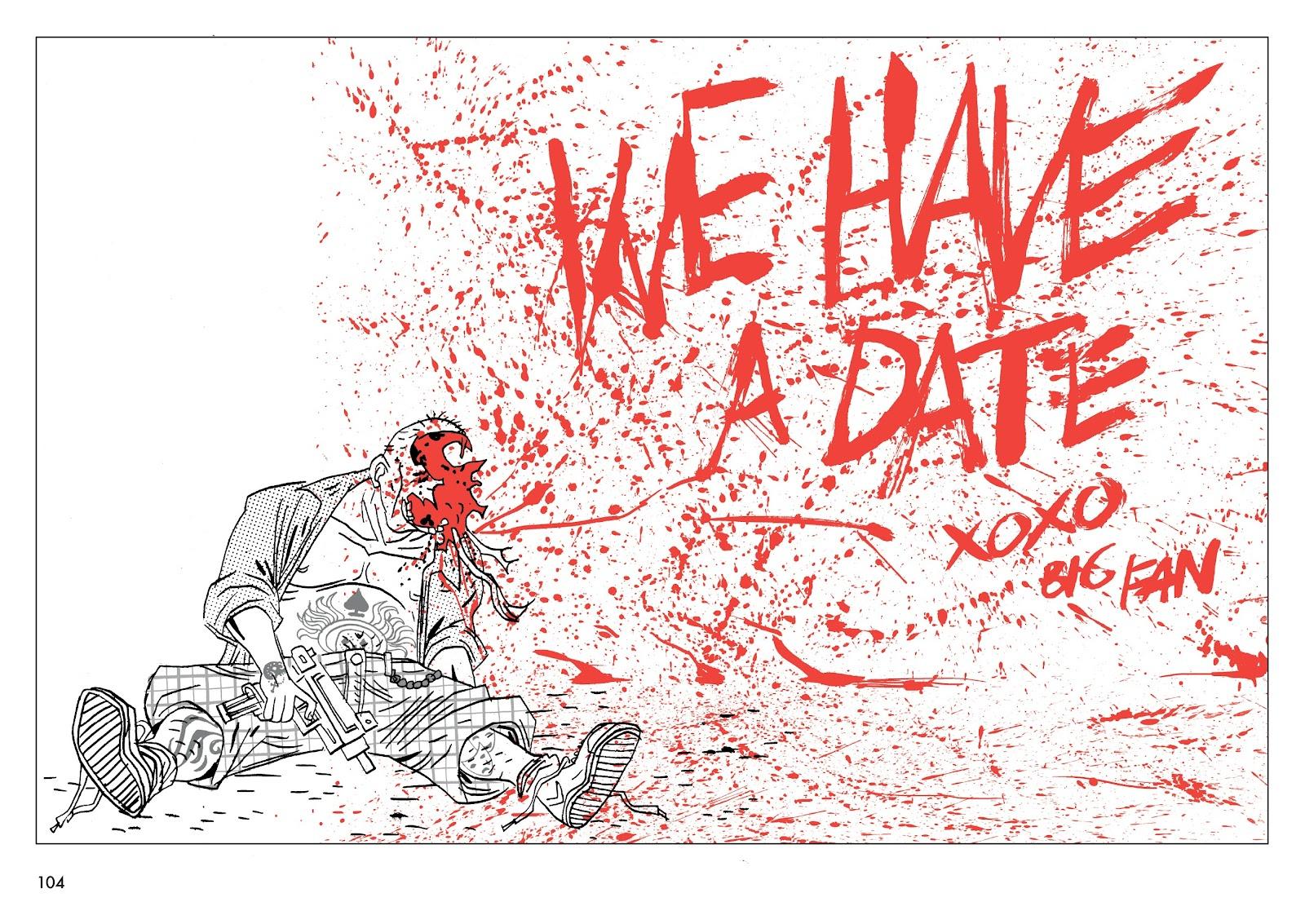 Read online Polar comic -  Issue # TPB The Kaiser Falls (Part 2) - 6