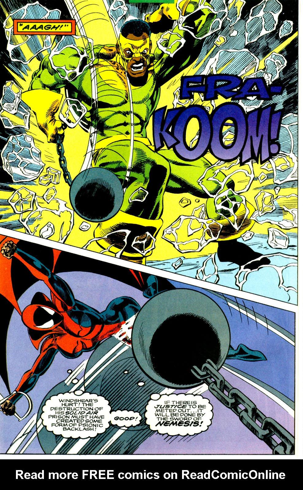 Read online Alpha Flight (1983) comic -  Issue #118 - 17