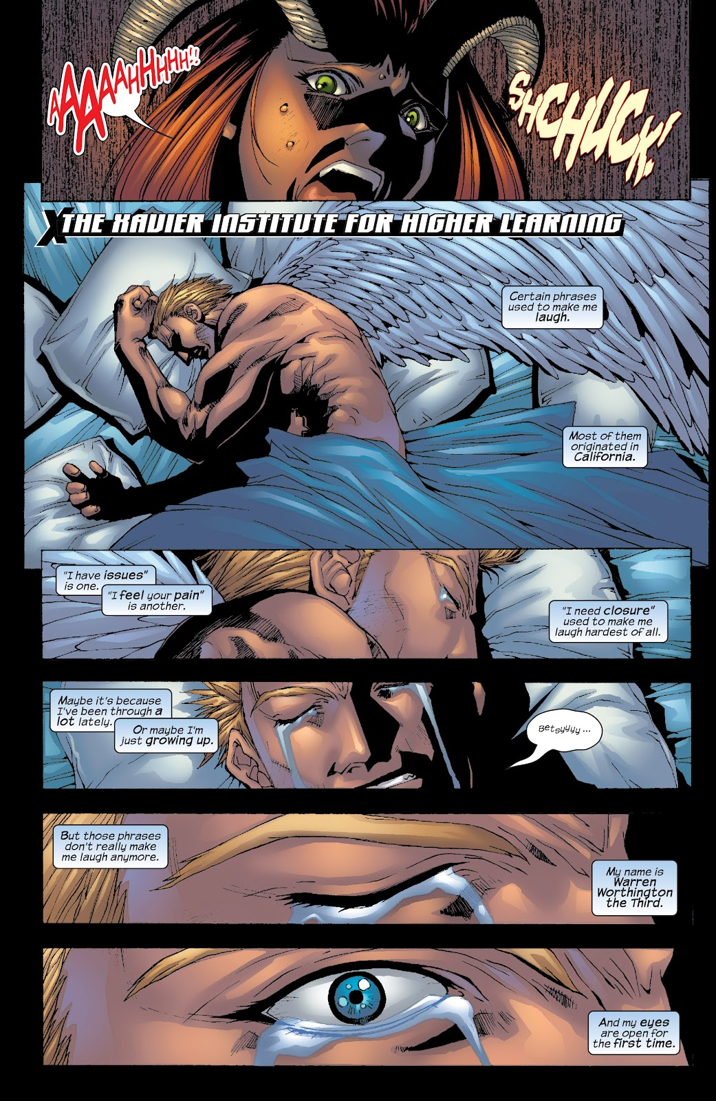 Read online X-Men: Unstoppable comic -  Issue # TPB (Part 2) - 100