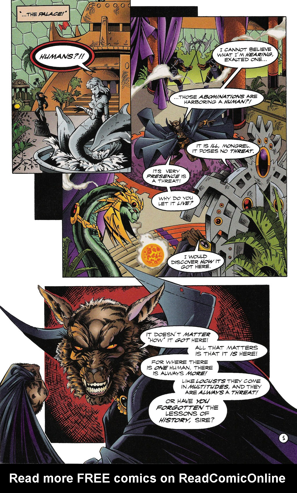Read online ShadowHawk comic -  Issue #15 - 6