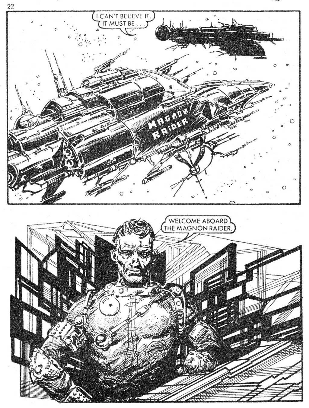 Starblazer issue 16 - Page 22