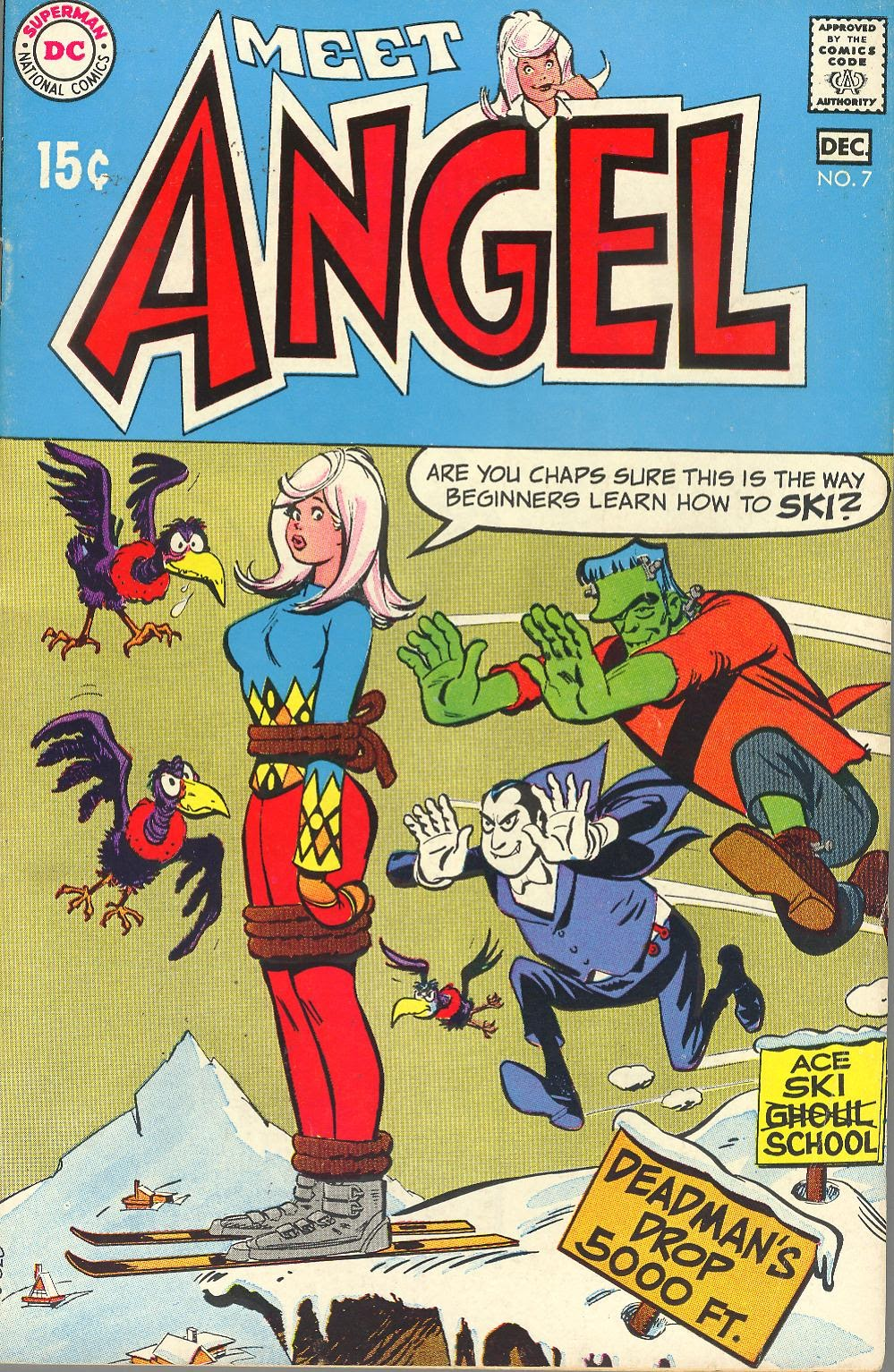 Meet Angel 7 Page 1