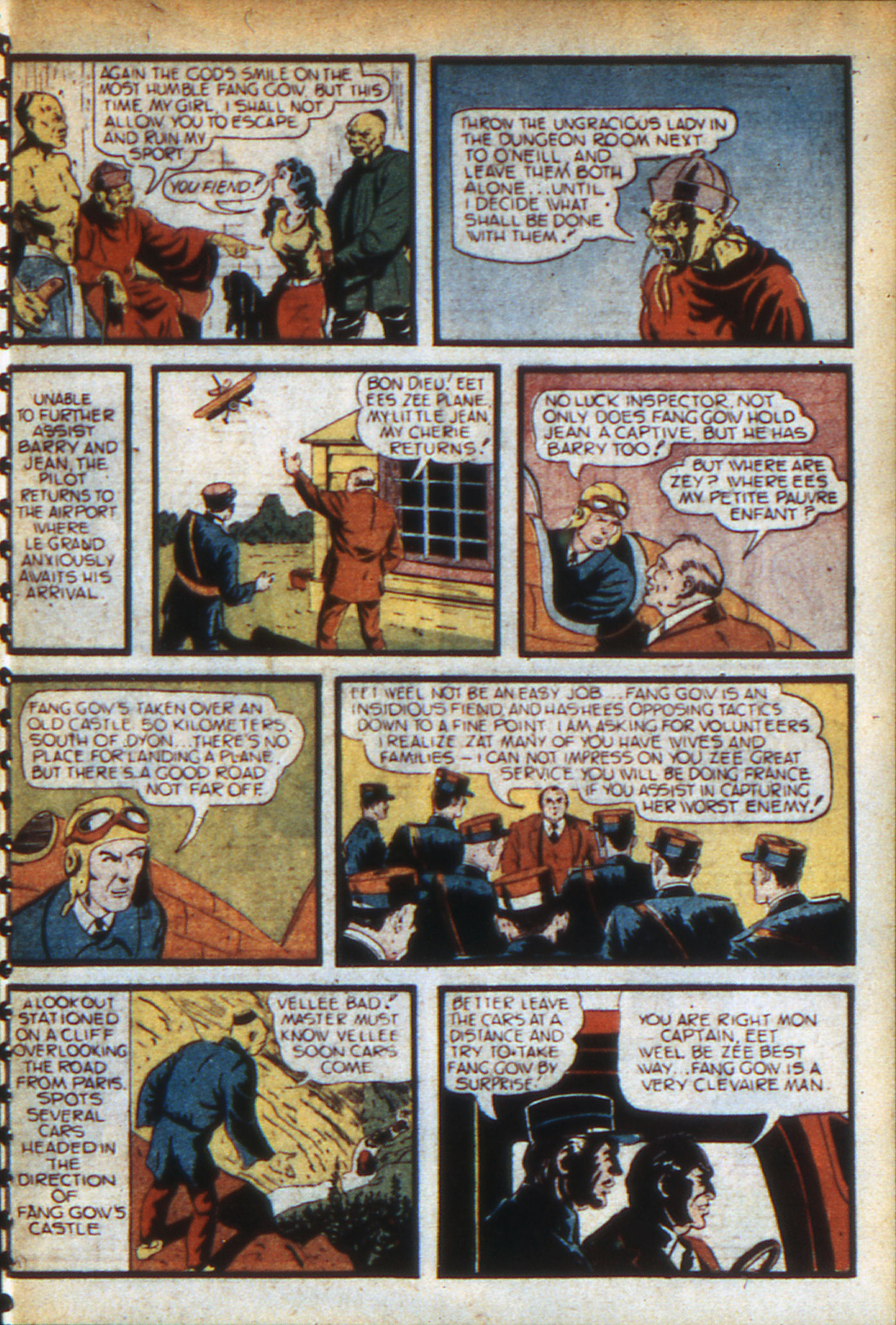 Read online Adventure Comics (1938) comic -  Issue #46 - 18