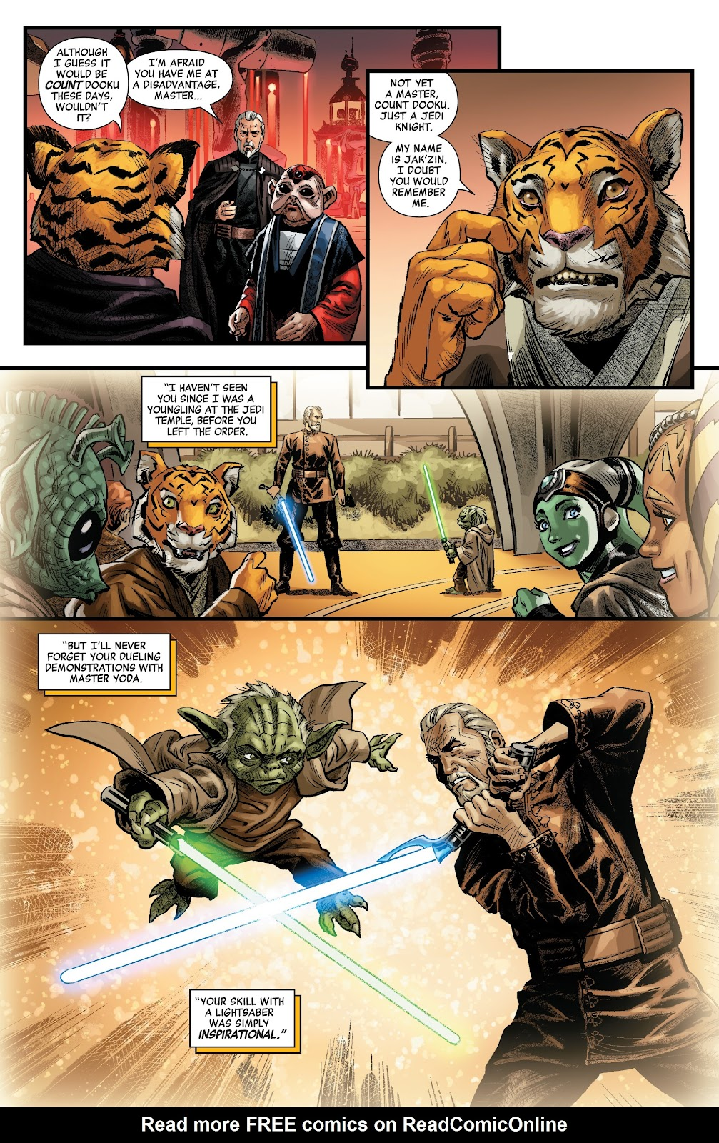 Read online Star Wars: Age of Republic - Count Dooku comic -  Issue # Full - 8