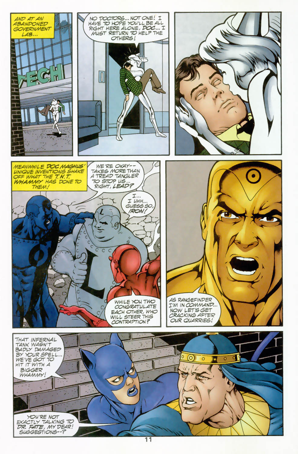 Read online Silver Age: The Brave and the Bold comic -  Issue # Full - 12