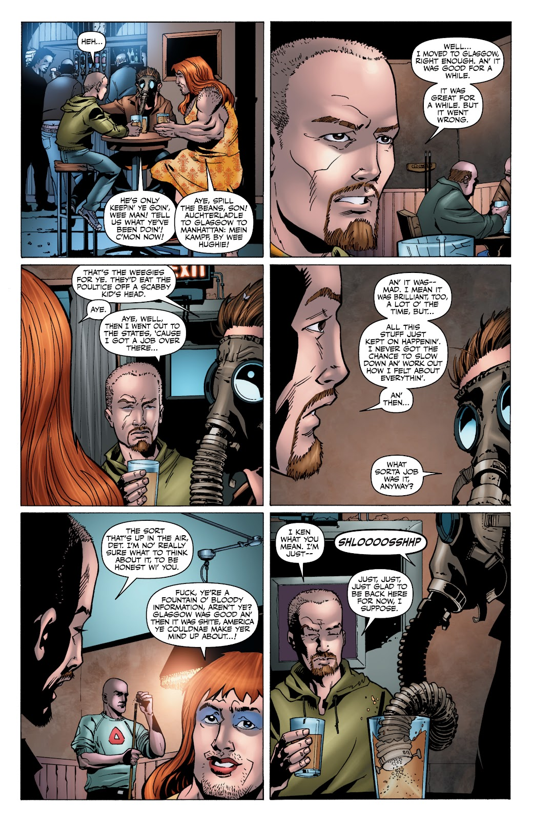 Read online The Boys Omnibus comic -  Issue # TPB 4 (Part 3) - 25