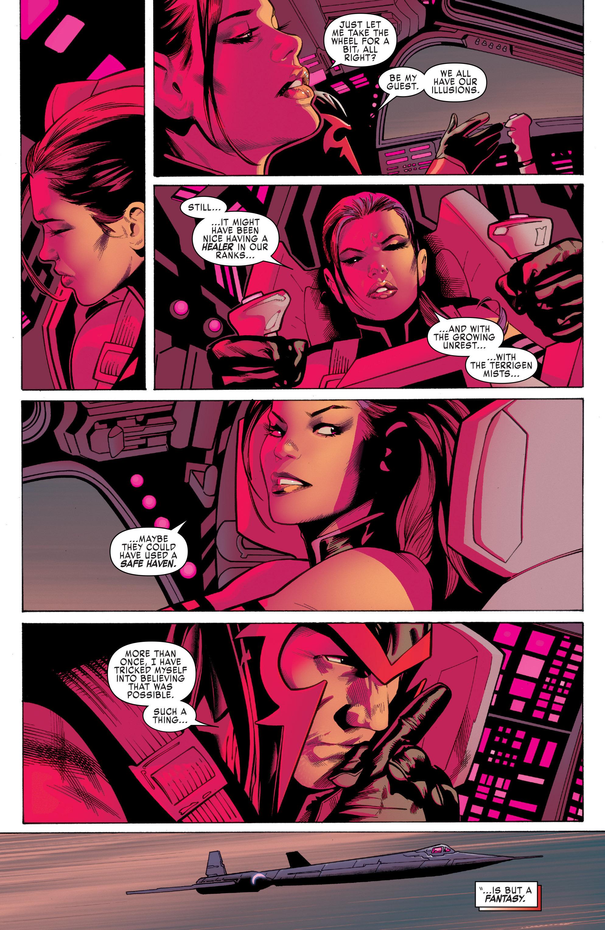 Read online Uncanny X-Men (2016) comic -  Issue #1 - 20