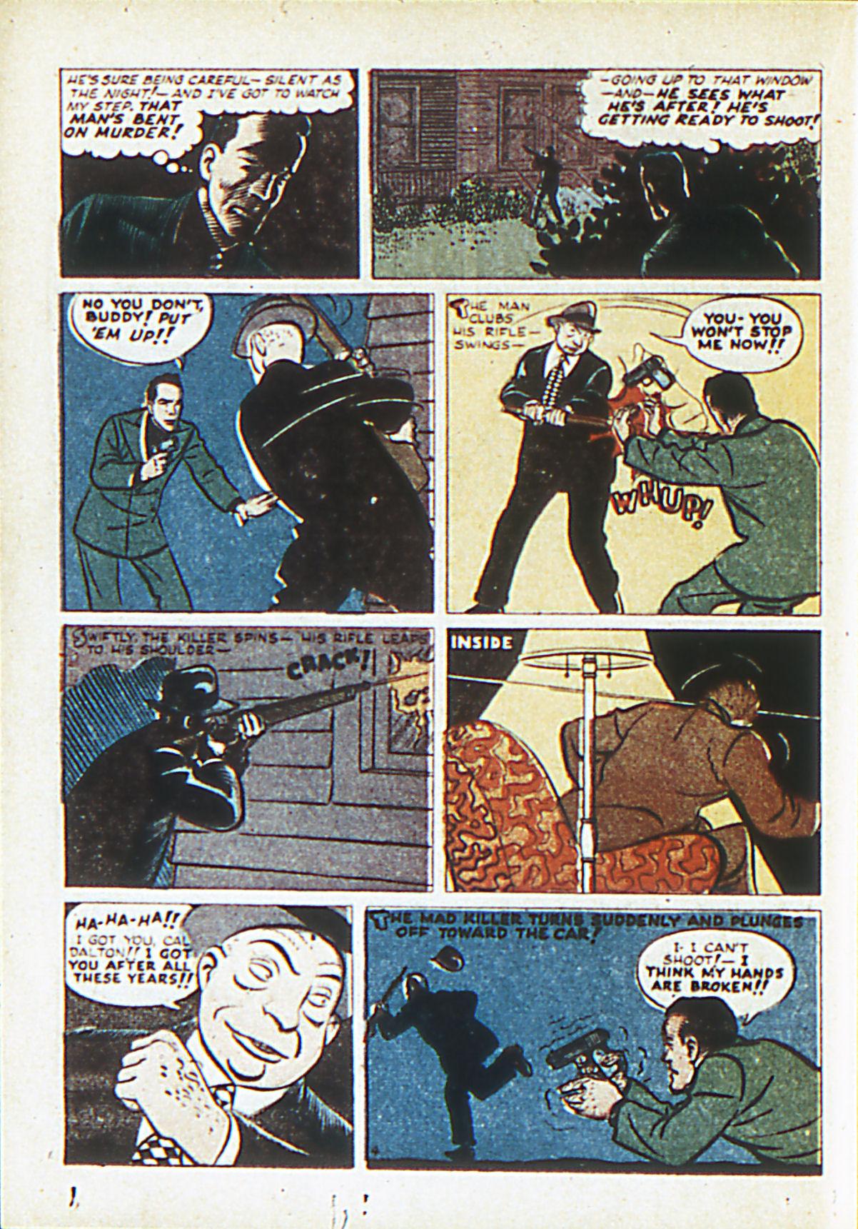 Read online Adventure Comics (1938) comic -  Issue #62 - 45
