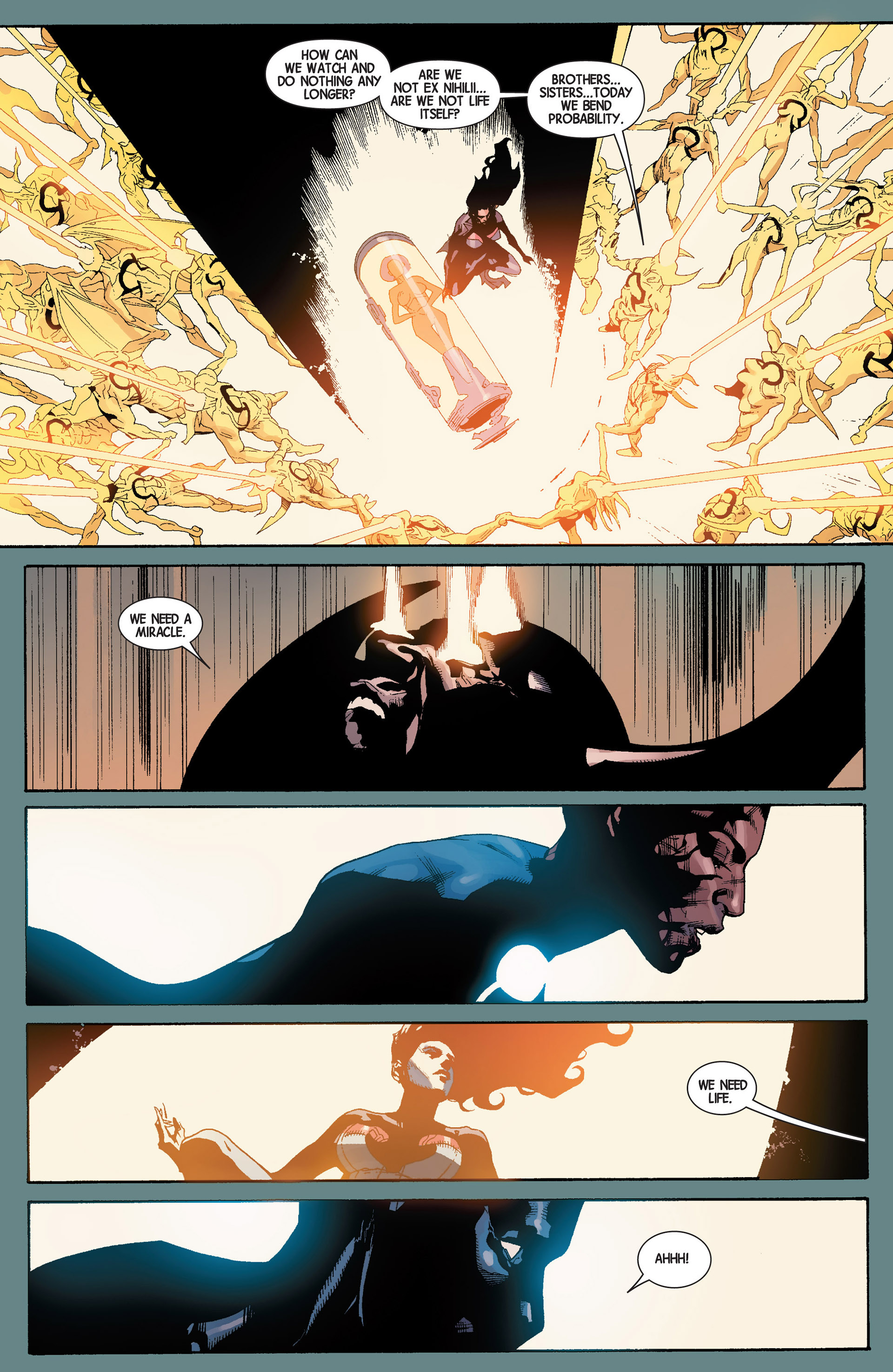 Read online Avengers (2013) comic -  Issue #21 - 22