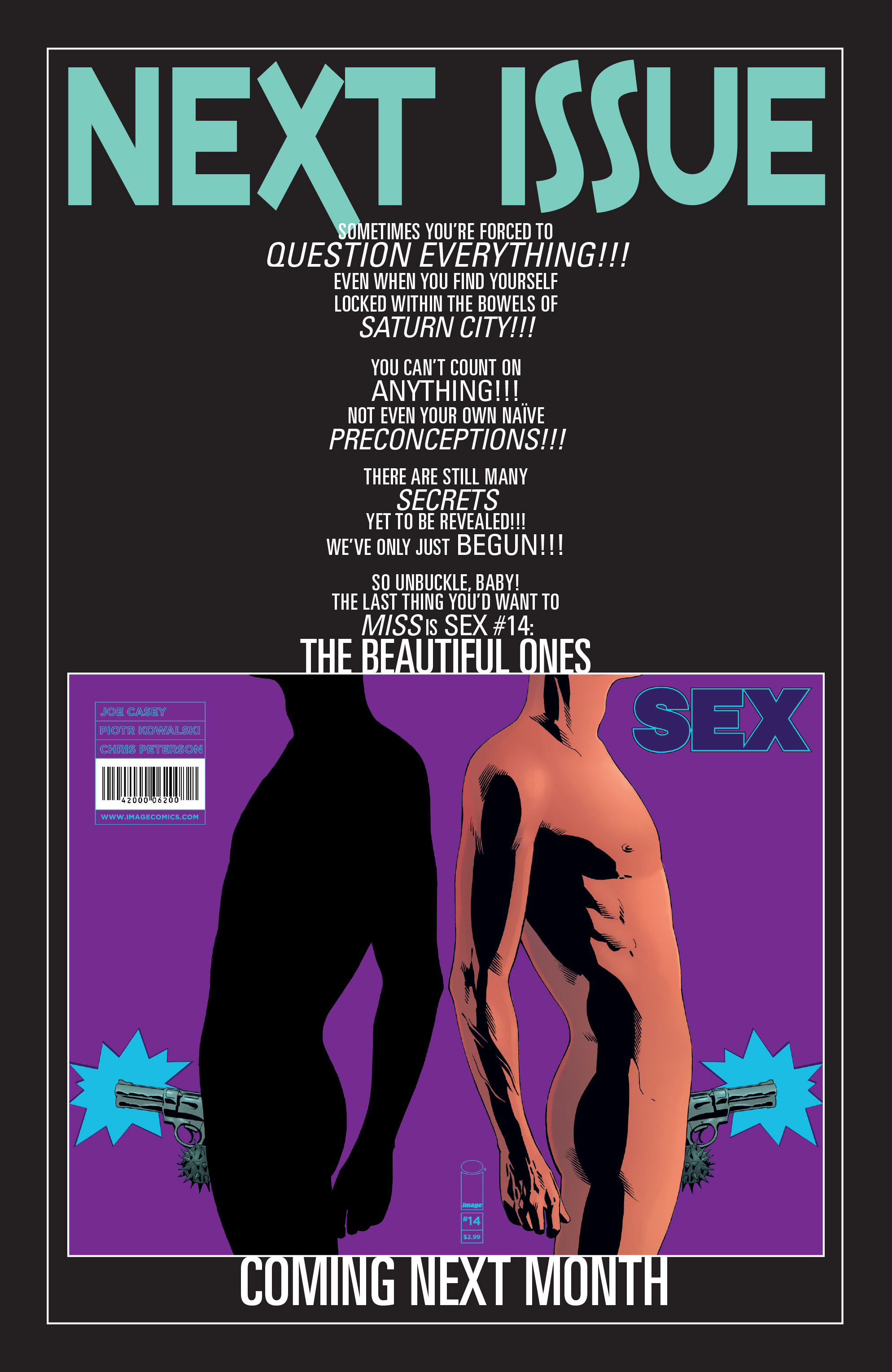 Read online Sex comic -  Issue #13 - 26