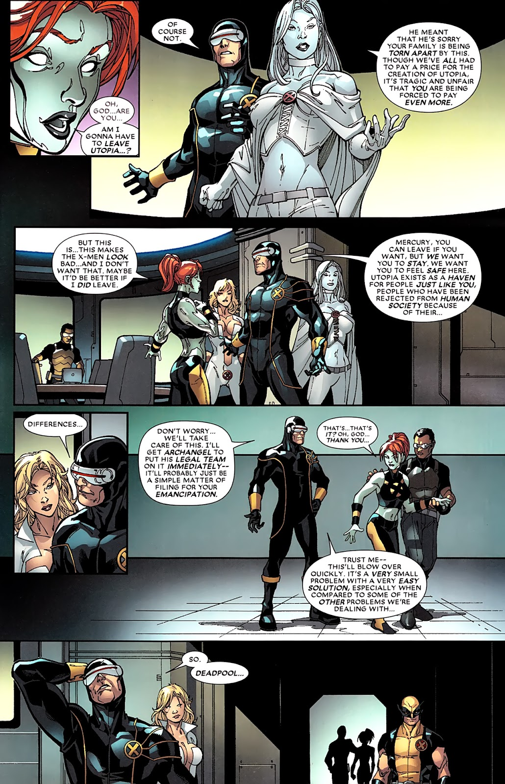 Read online Deadpool (2008) comic -  Issue #16 - 10