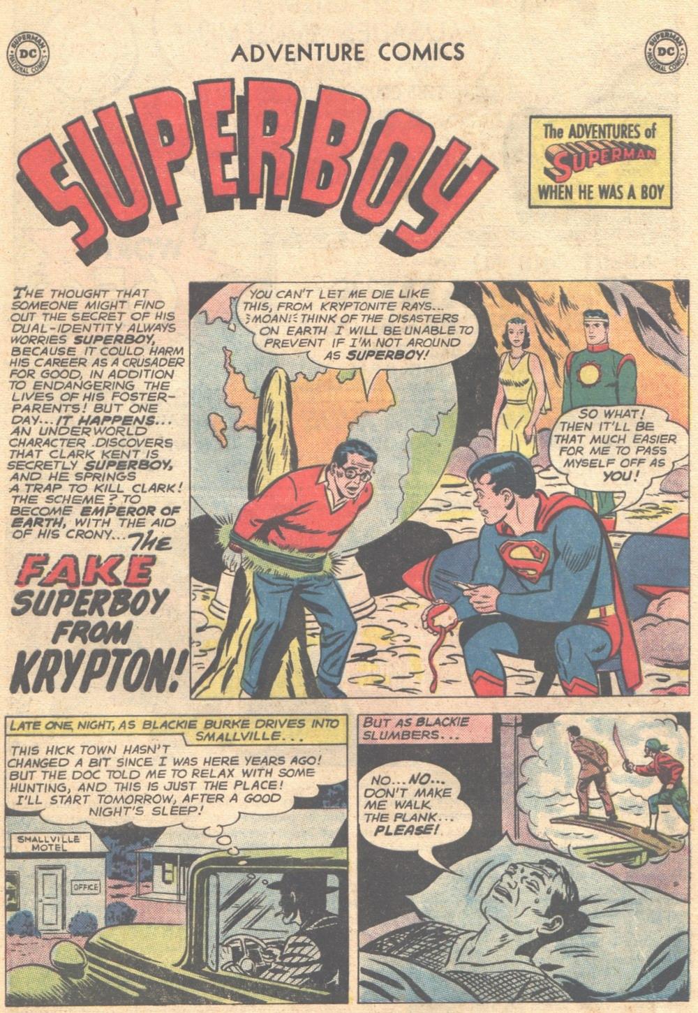 Read online Adventure Comics (1938) comic -  Issue #309 - 22