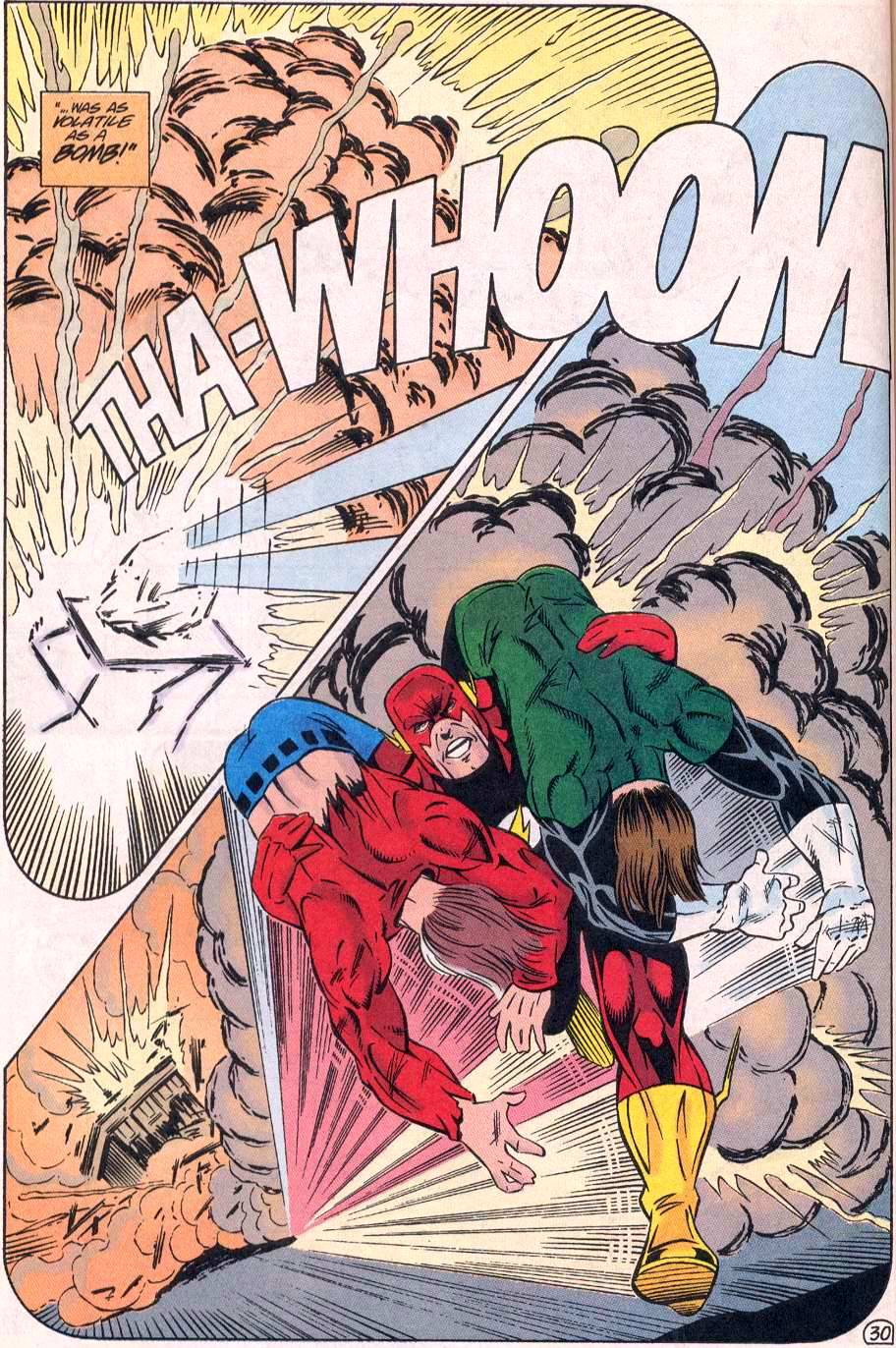 Read online The Flash (1987) comic -  Issue # _Annual 8 - 31
