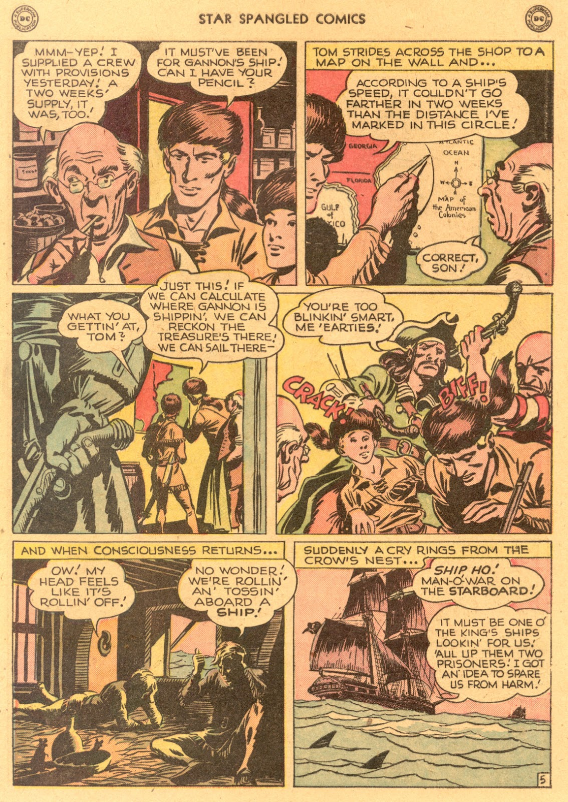 Star Spangled Comics (1941) issue 80 - Page 42