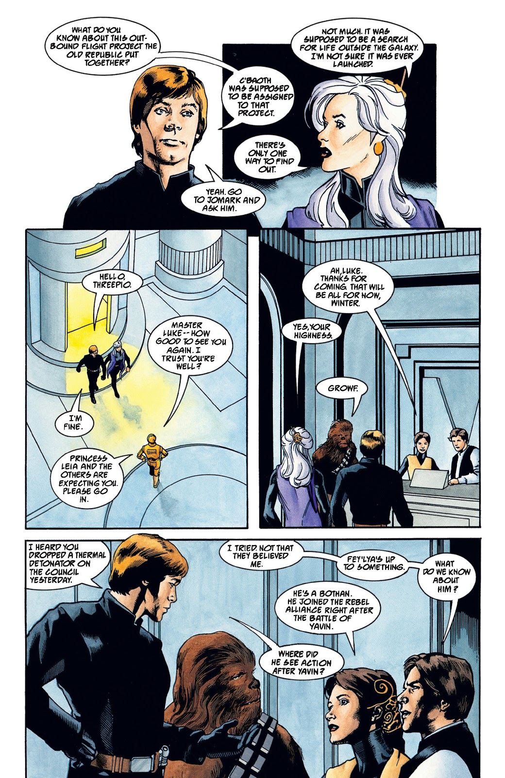 Read online Star Wars Legends: The New Republic - Epic Collection comic -  Issue # TPB 4 (Part 2) - 63