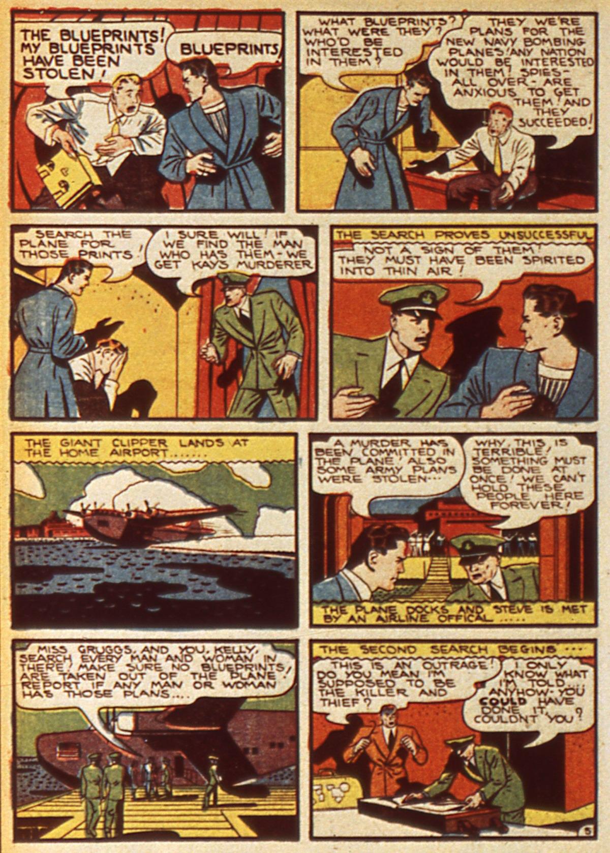 Read online Detective Comics (1937) comic -  Issue #45 - 48